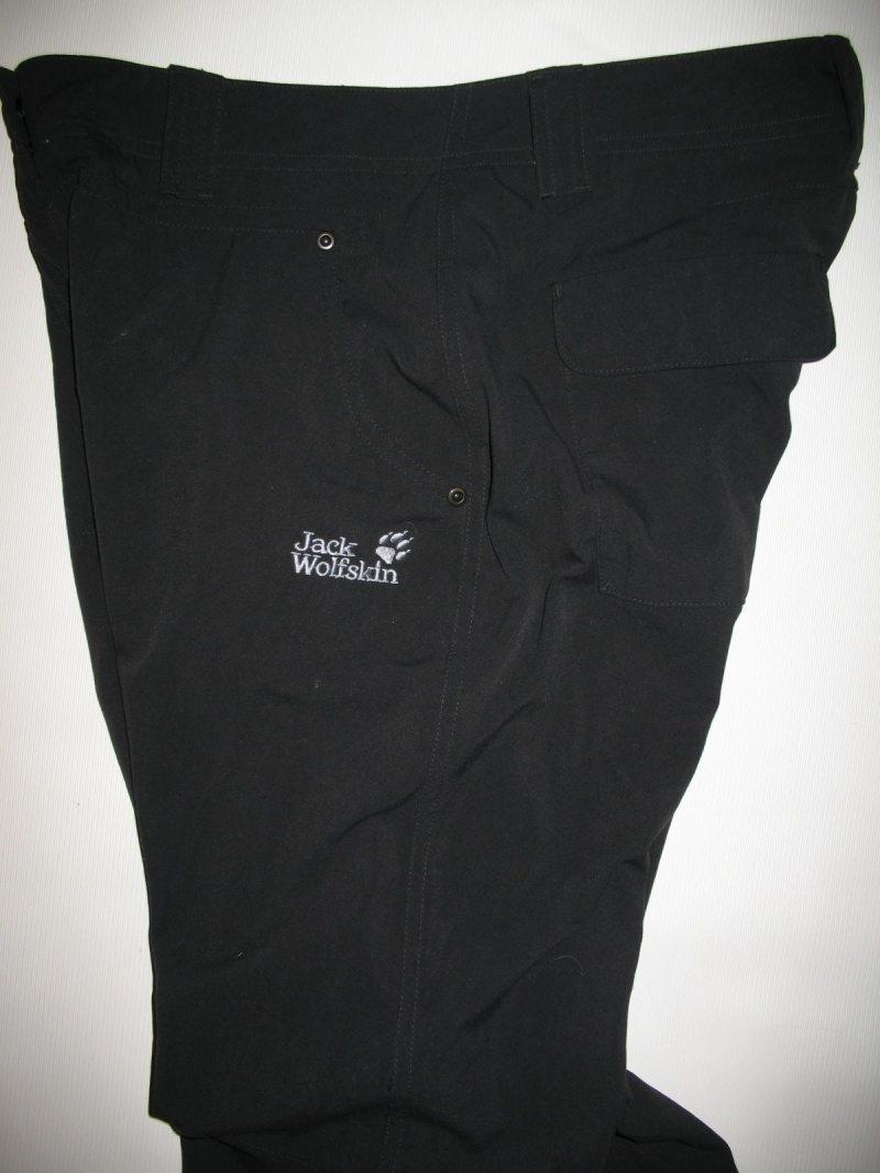Штаны JACK WOLFSKIN nano-tex pants lady (размер М/S) - 8