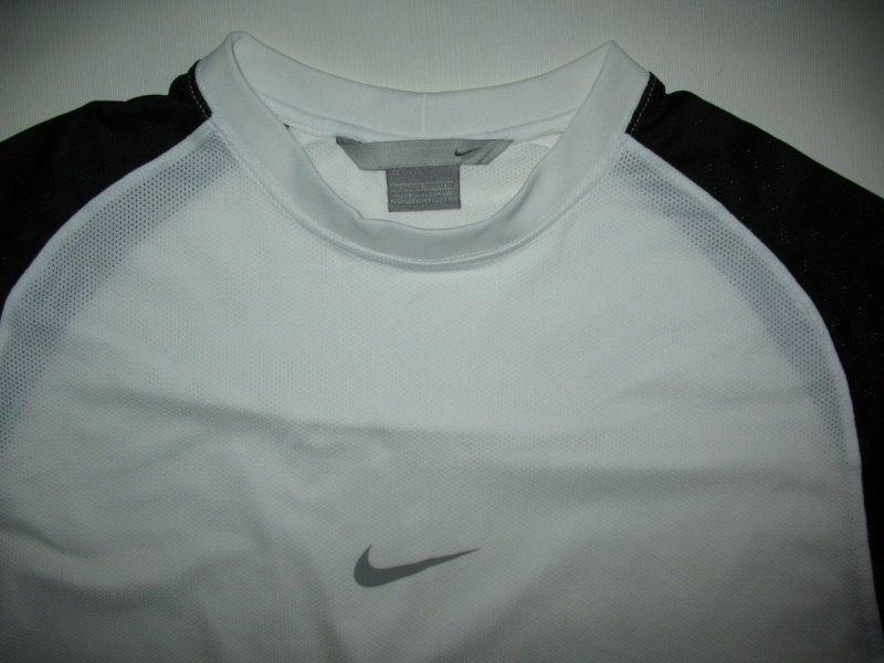 Футболка NIKE 72 running shirt (размер L/XL) - 2