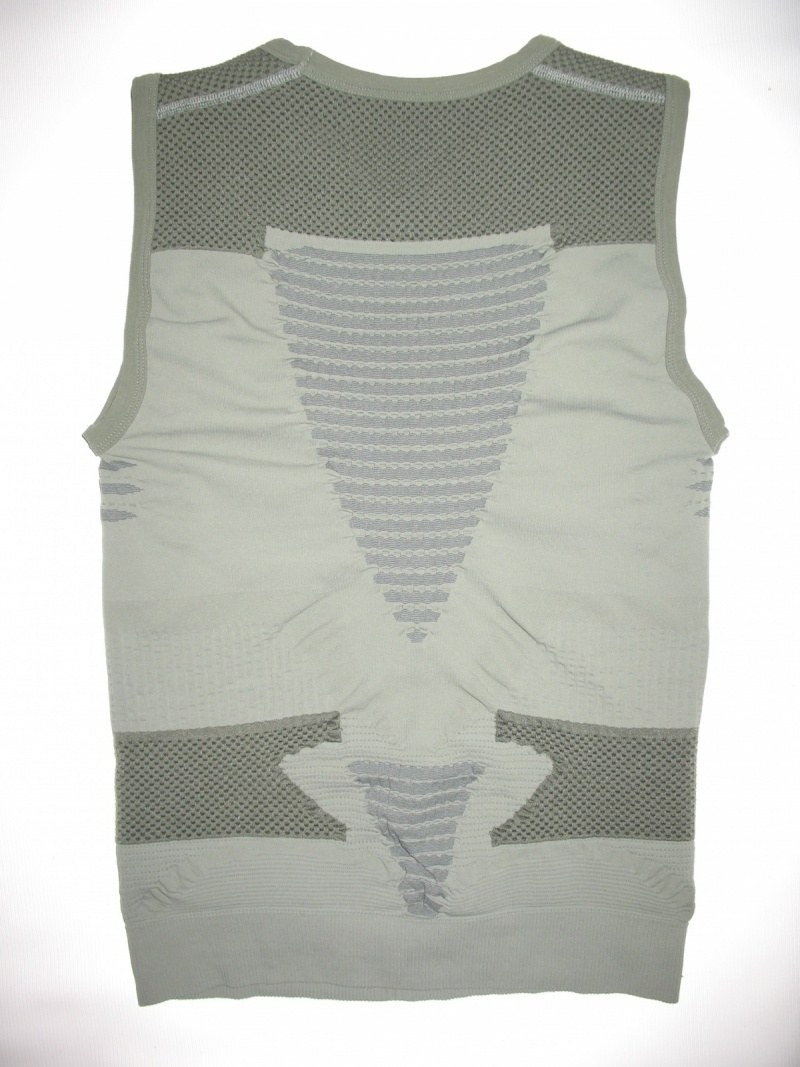 Футболка X-BIONIC Trekking Summerlight 1. 0 sleeveless shirts (размер L/XL) - 2