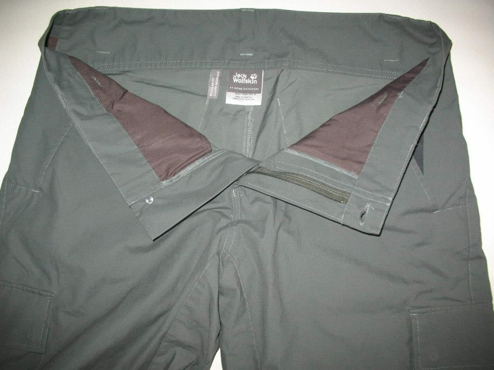 Штаны JACK WOLFSKIN North evo pants (размер 50/L) - 10