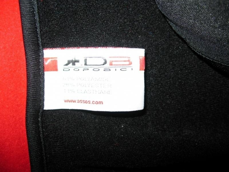 Кофта ASSOS DB. 4 kickTop   (размер L) - 6