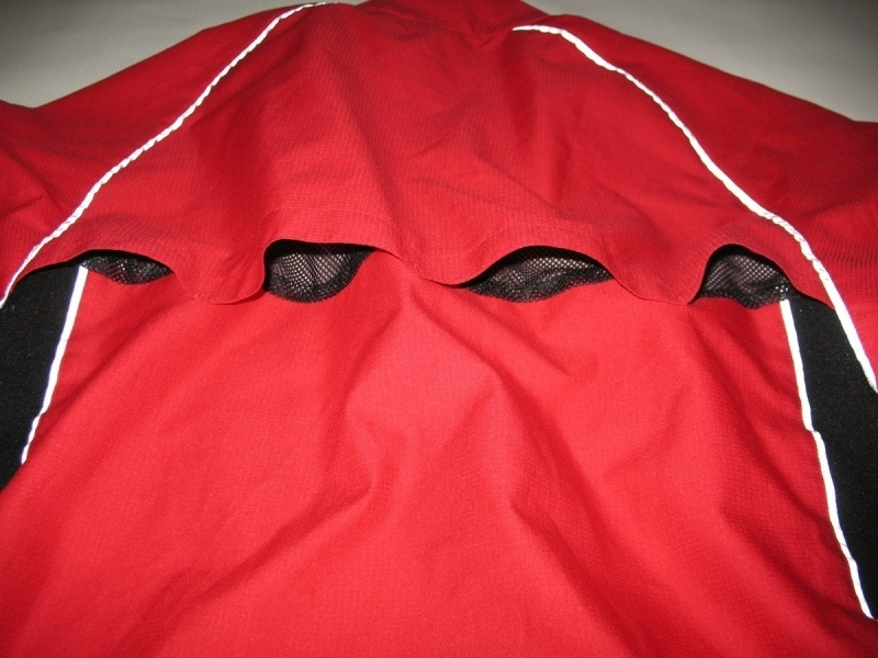 Куртка CRAFT bike/run windstopper jacket (размер L) - 7