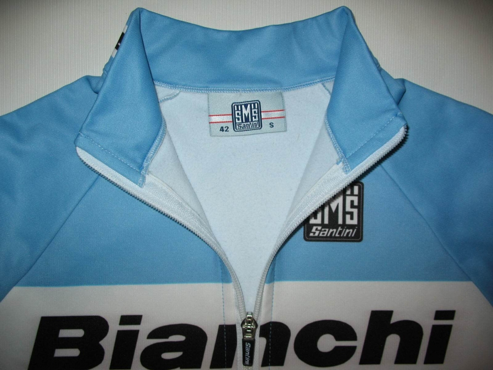 Кофта SANTINI bianchi jersey (размер 48/S) - 2