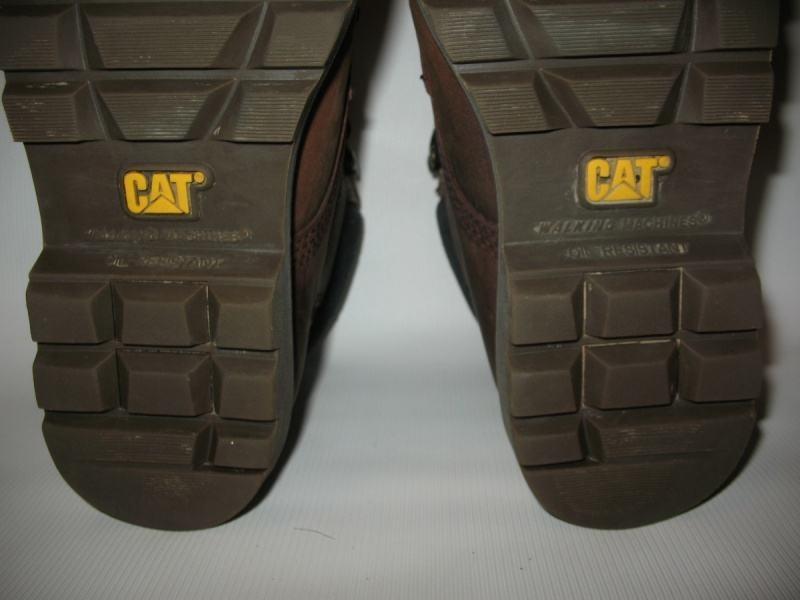 Ботинки CAT techni flex boots (размер UK6/US5/EU38(на стопу до 240mm)) - 8