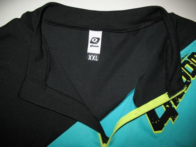 Футболка QLOOM bike jersey  (размер XXL) - 3