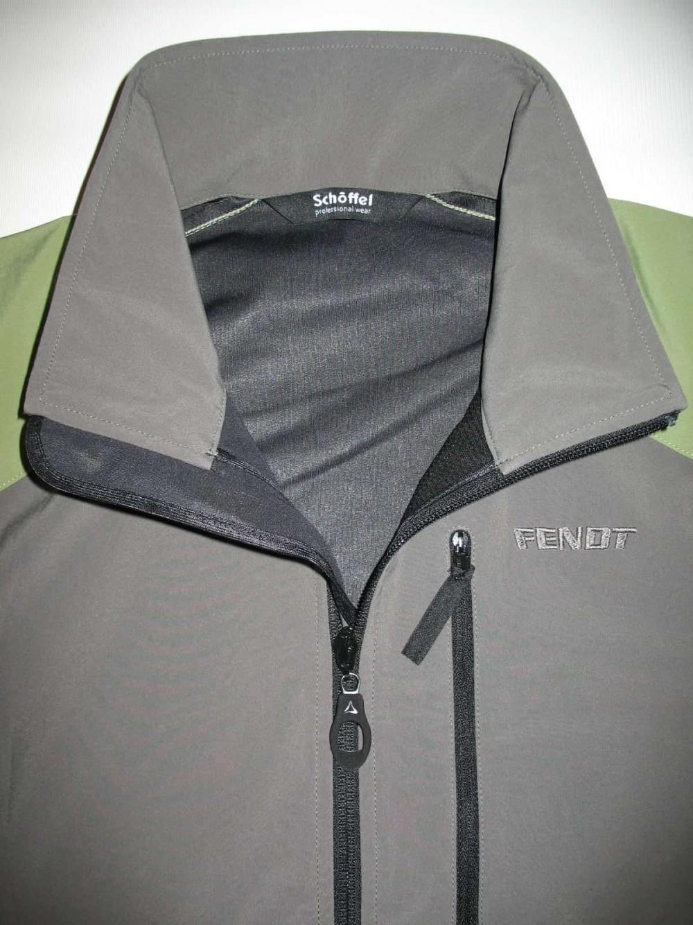 Куртка SCHOFFEL fendt softshell jacket (размер L) - 3