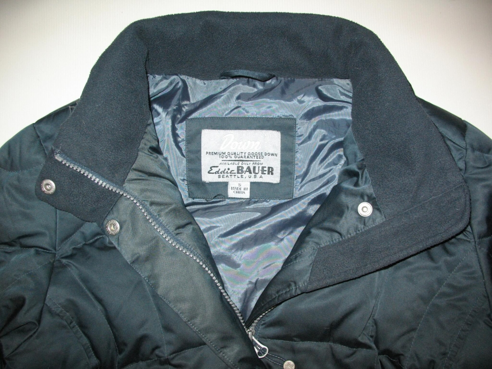 Куртка EDDIE BAUER Lodge Down Parka lady (размер SM-на рост +-170 см) - 4