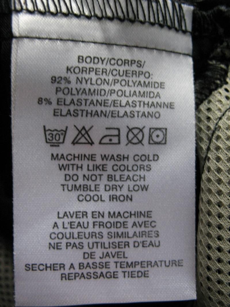 Шорты SALOMON bike shorts (размер L) - 7