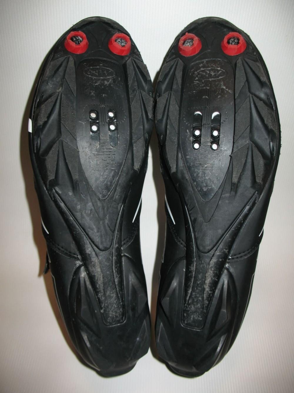Велотуфли NORTHWAVE spike evo MTB shoes (размер US12/UK11/EU45(на стопу 293 mm)) - 10