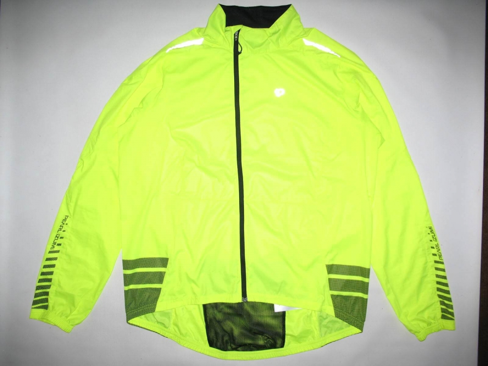 Велокуртка PEARL IZUMI elite barrier ultralight jacket (размер XXL) - 2