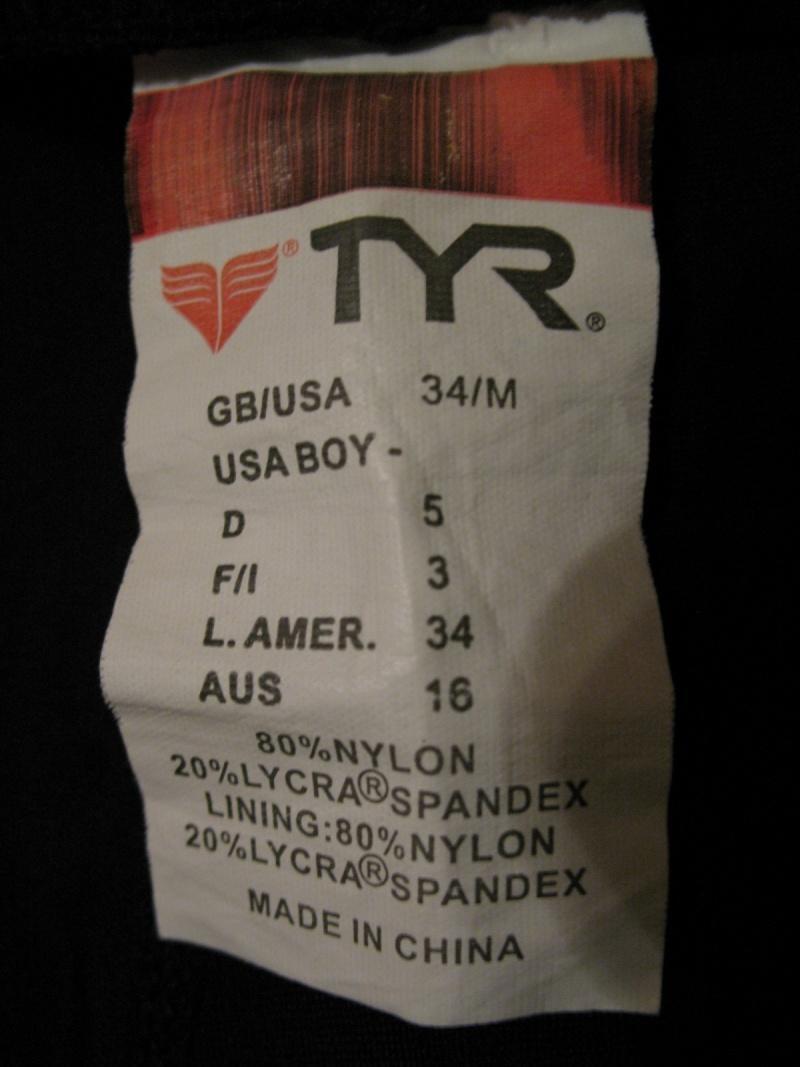 Шорты TYR  (размер реально SXS) - 4