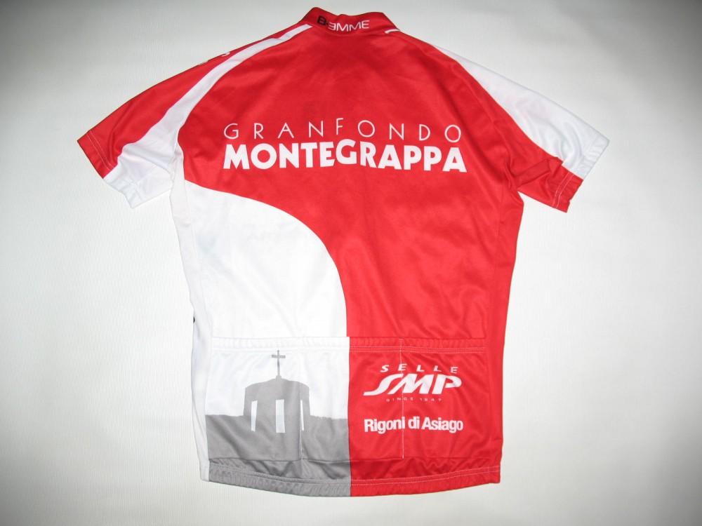 Веломайка BIEMME smp cycling jersey (размер 3/M) - 1