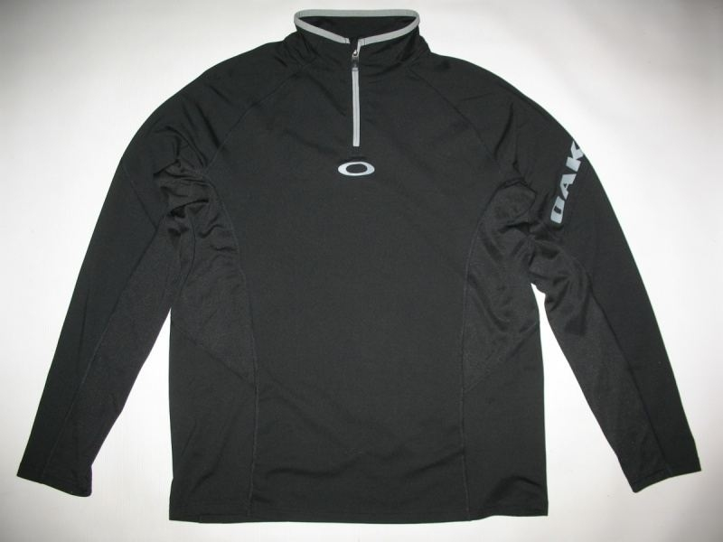 Кофта OAKLEY Advance 1/4 Zip (размер M/L) - 1