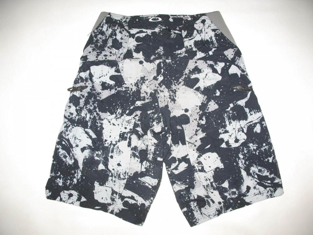 Шорты OAKLEY  bike shorts (размер M) - 1