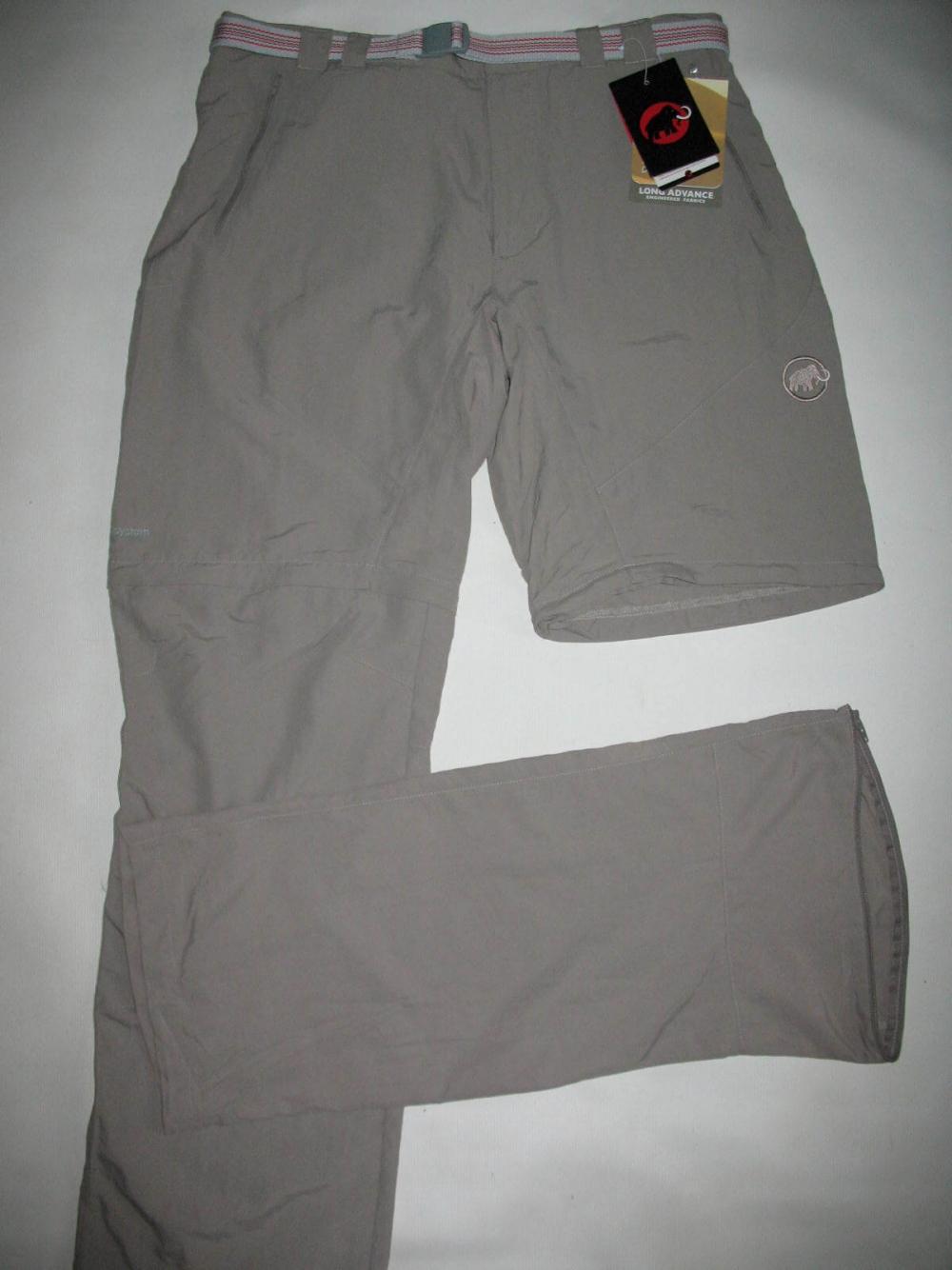 Штаны MAMMUT Zip off pants (размер 52-L/XL) - 5