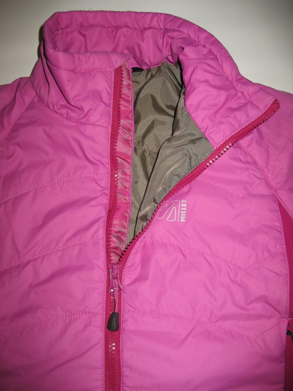 Куртка MILLET primaloft jacket lady (размер M) - 2