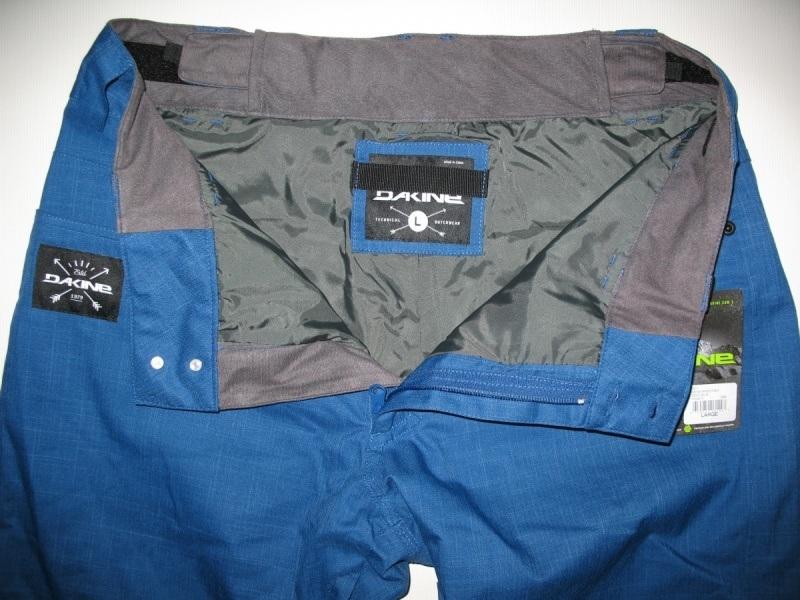 Штаны DAKINE Miner deep blue ski/snowboard pants (размер L) - 5