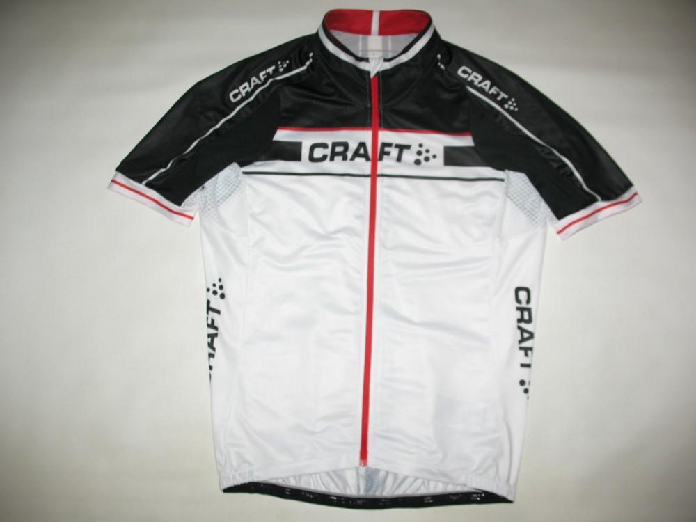Веломайка CRAFT grand tour bike jersey (размер L) - 1