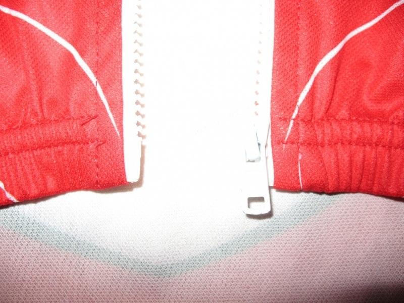 Велокуртка CUORE wheeler jacket (размер L/XL) - 4