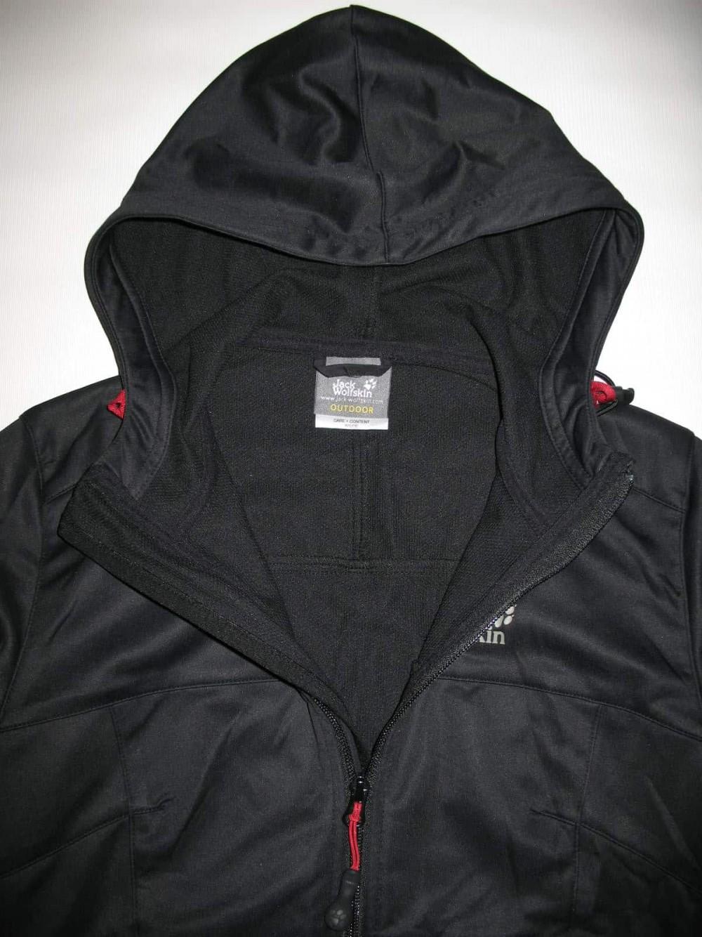 Куртка JACK WOLFSKIN sonic coat lady (размер XS) - 4
