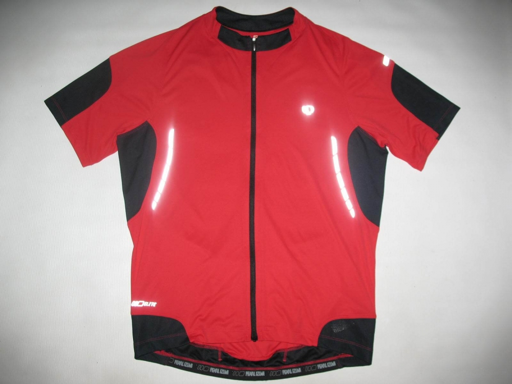 Веломайка PEARL IZUMI elite In-R-Cool cycling jersey (размер XL) - 1