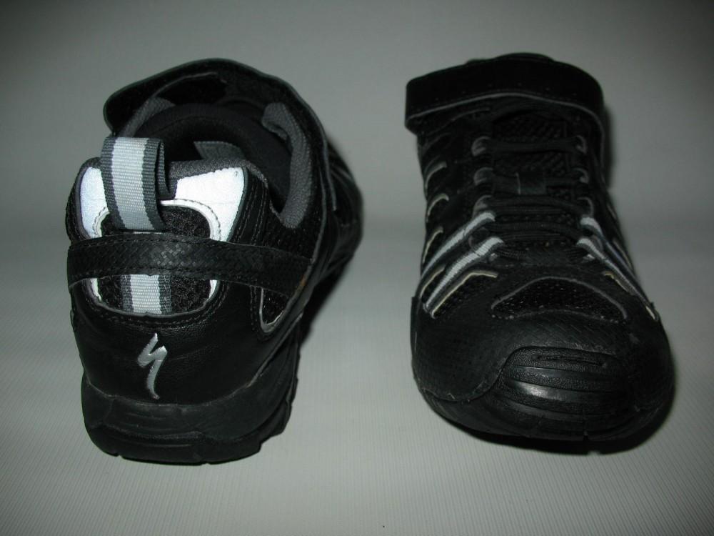 Велотуфли SPECIALIZED tahoe MTB shoes (размер UK10,5/US11,5/EU45(на стопу до 290 mm)) - 4