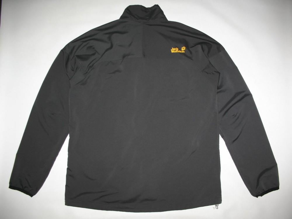 Куртка JACK WOLFSKIN atmosphere softshell jacket (размер XL) - 2