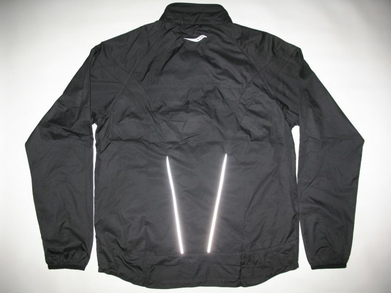 Куртка SAUCONY light running jacket (размер S/M) - 1