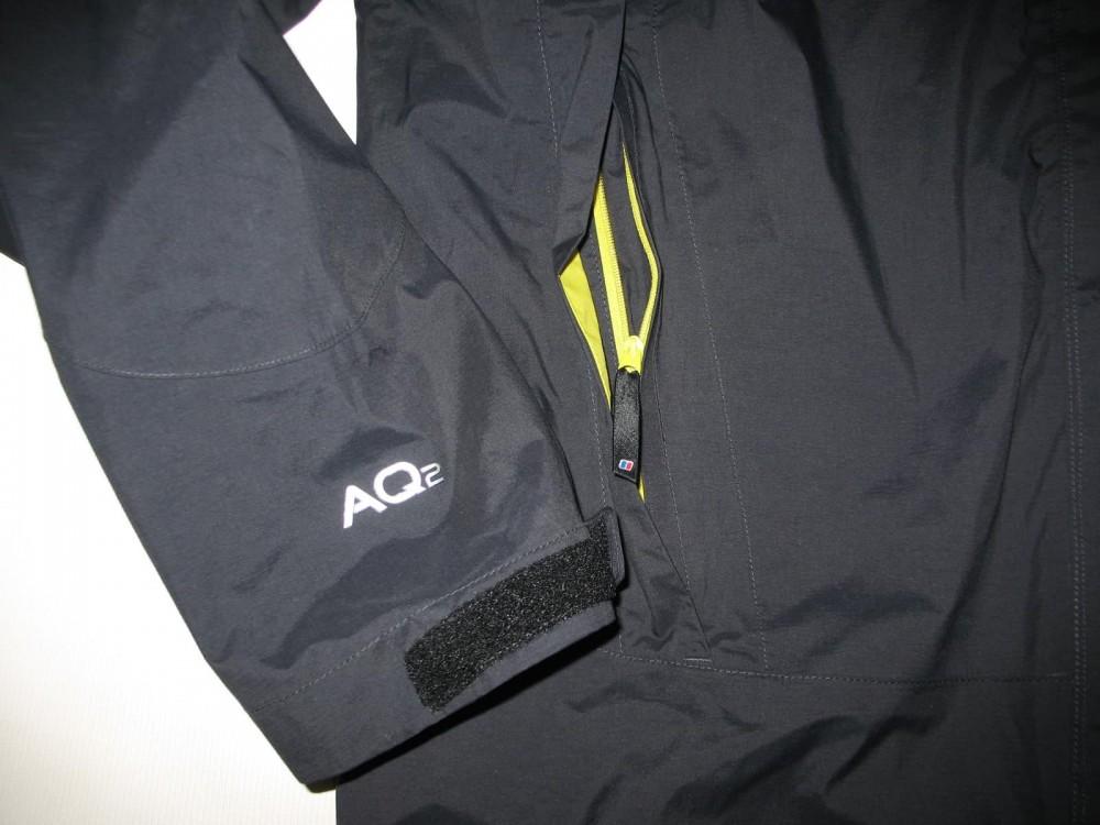 Куртка BERGHAUS aq2 waterproof jacket (размер L) - 7
