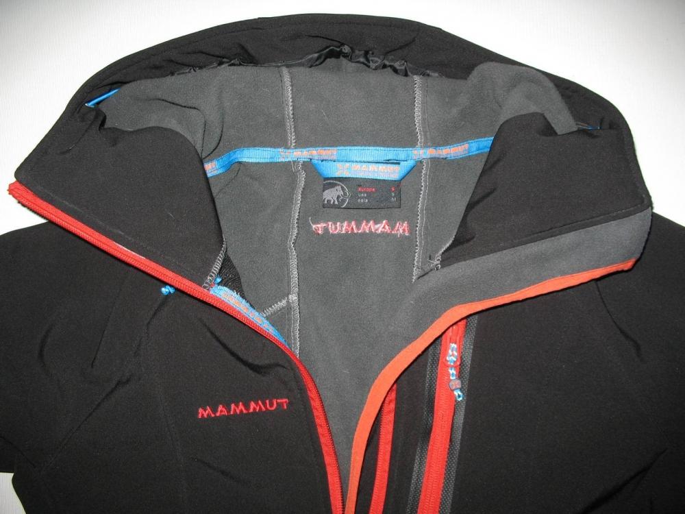 Куртка MAMMUT ultimate westgrat jacket lady (размер S) - 3