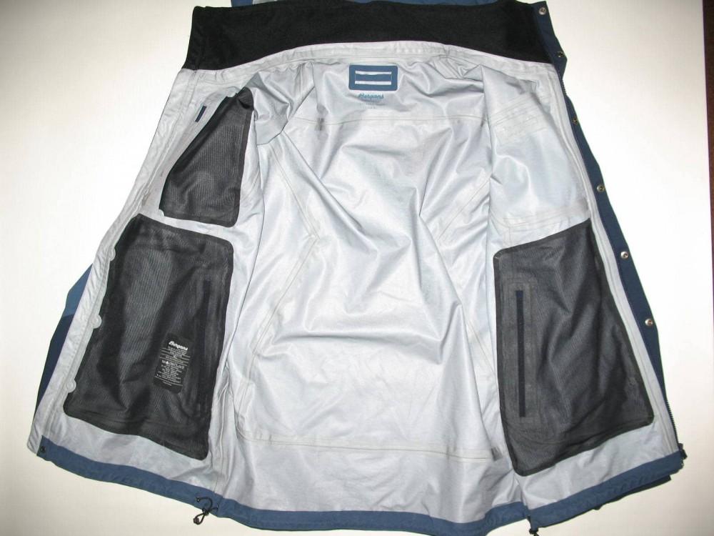 Куртка BERGANS luster jacket (размер XL) - 9
