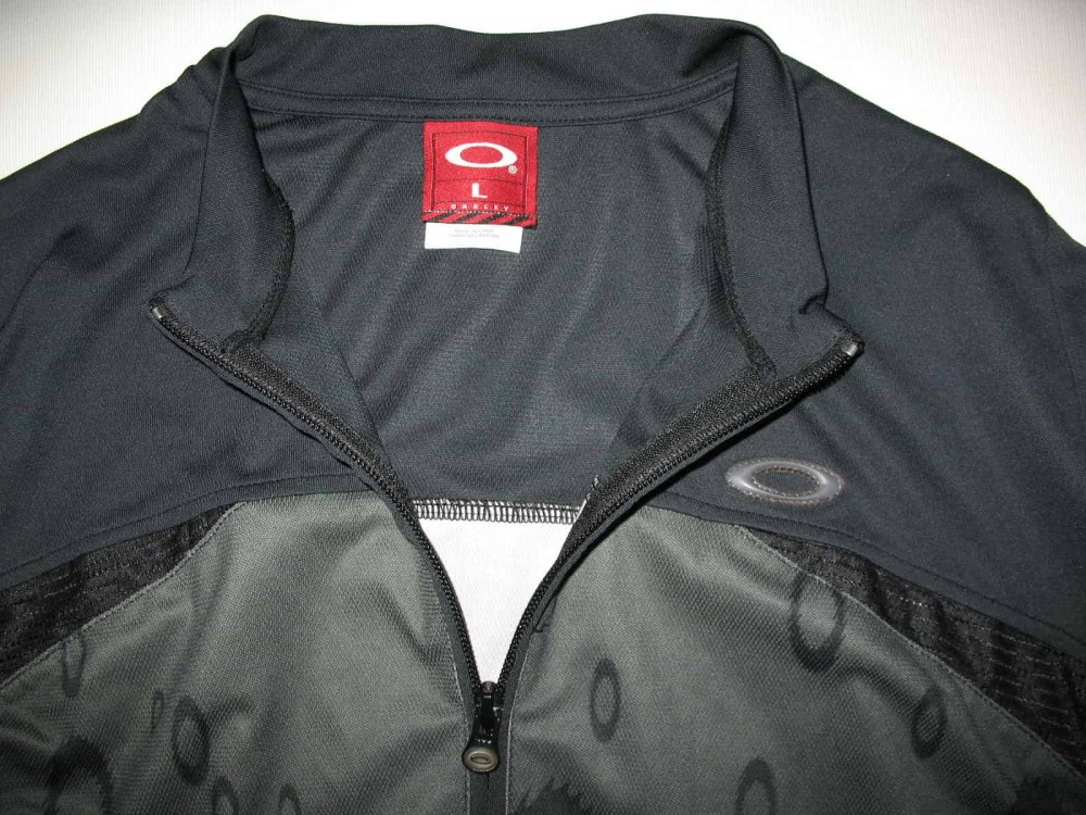 Велоджерси OAKLEY tactical mtb jersey (размер L) - 3
