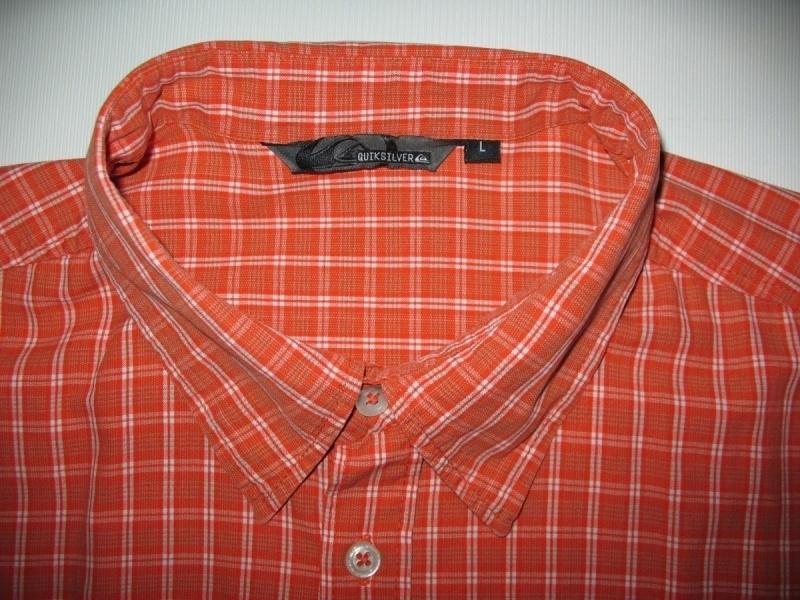 Рубашка QUIKSILVER shirt (размер L) - 2