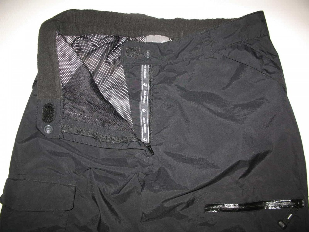 Штаны JACK WOLFSKIN texapore pants lady (размер L/M) - 7