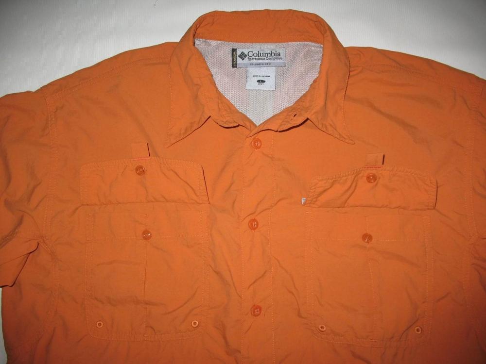 Рубашка COLUMBIA titanium shirts (размер L/XL) - 4