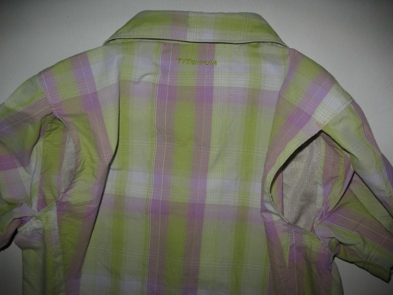 Рубашка COLUMBIA titanium shirt lady (размер XS/S) - 5