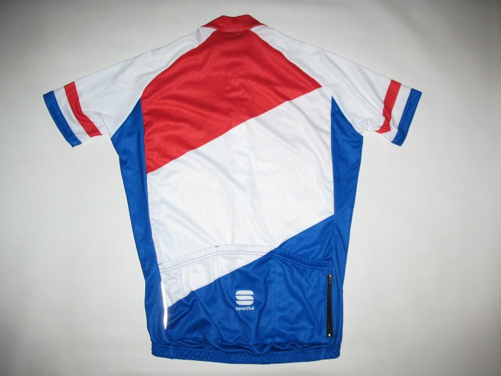 Веломайка SPORTFUL la peloton cycling jersey (размер M) - 1
