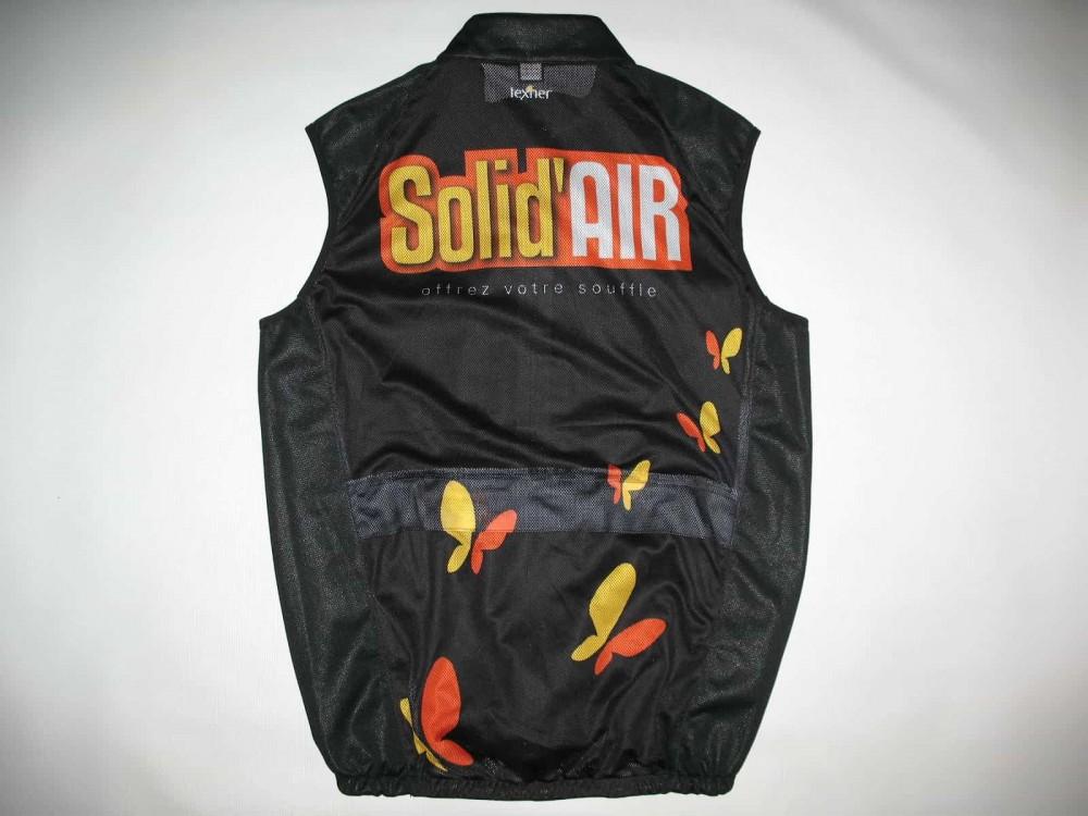 Жилет TEXNER solid air cycling vest (размер XXL) - 1