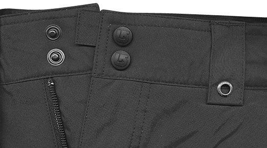 Штаны  BURTON poacher pants  (размер XL) - 2