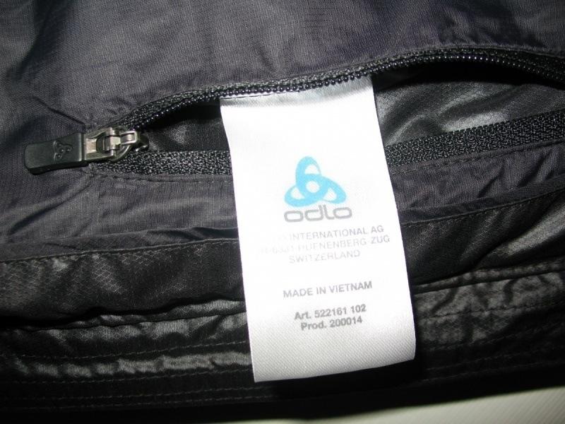 Куртка ODLO cocoon jacket lady  (размер XS/реально S/M) - 6