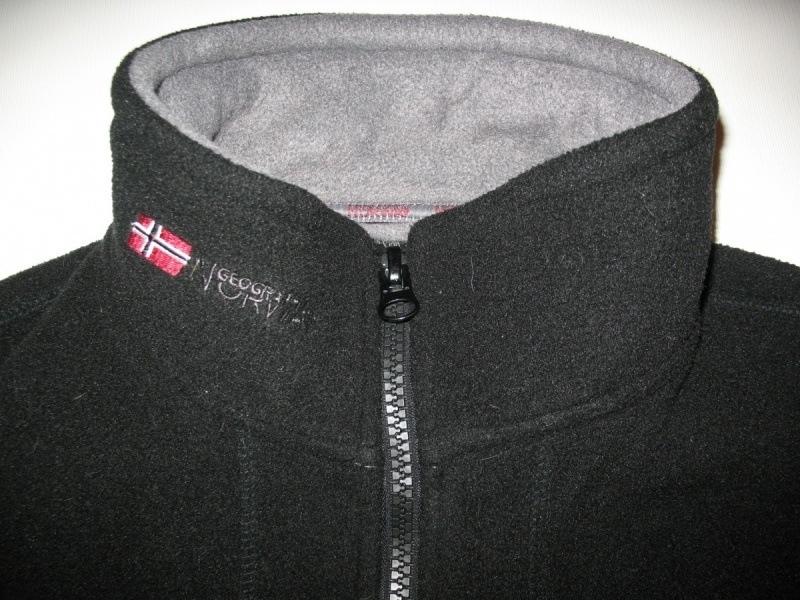 Кофта GEOGRAPHICAL NORWAY fleece jacket  (размер L) - 2