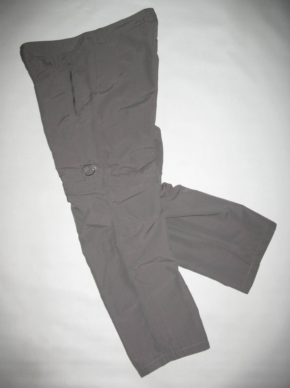 Штаны MAMMUT Zip Off pants lady (размер 40-L/M) - 3