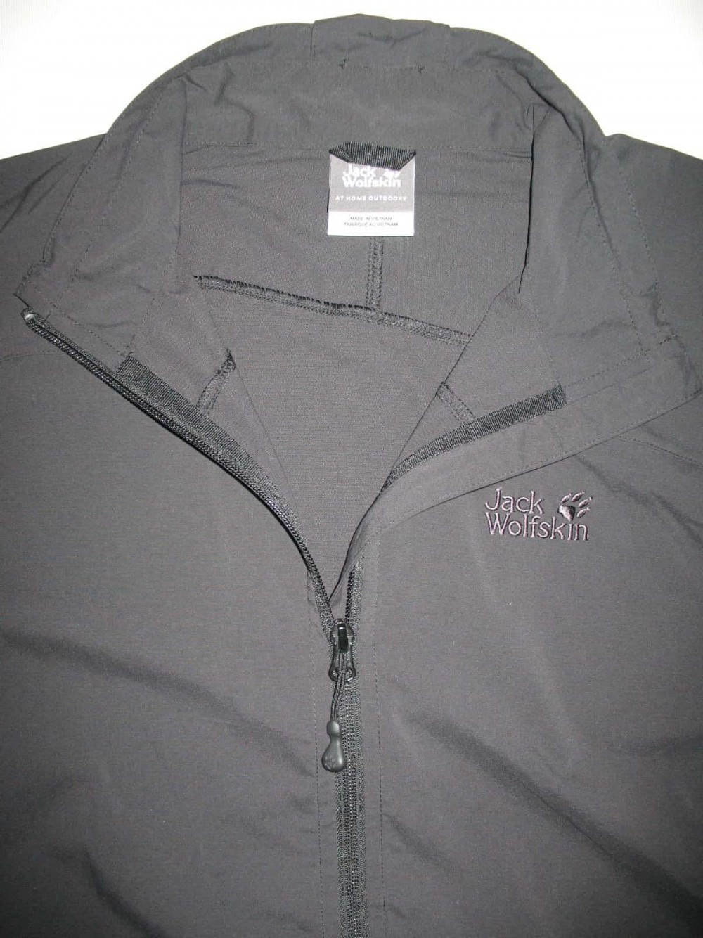 Жилет JACK WOLFSKIN activate softshell vest (размер XL)* - 5