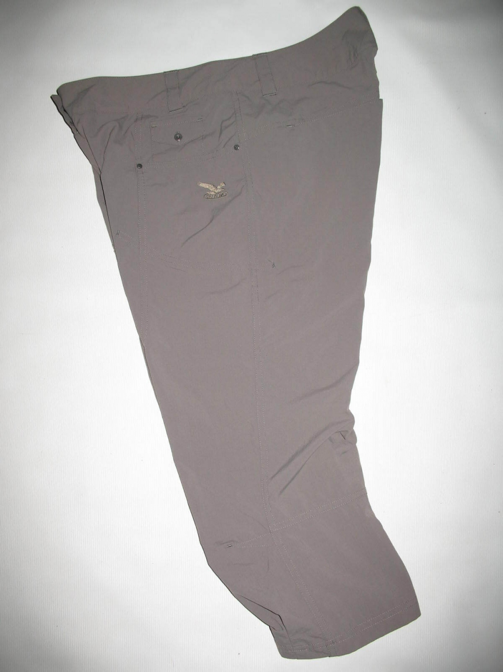 Бриджи SALEWA nola dry 3/4 pants lady (размер L) - 3