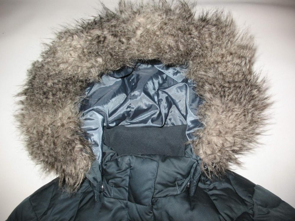 Куртка EDDIE BAUER Lodge Down Parka lady (размер SM-на рост +-170 см) - 6