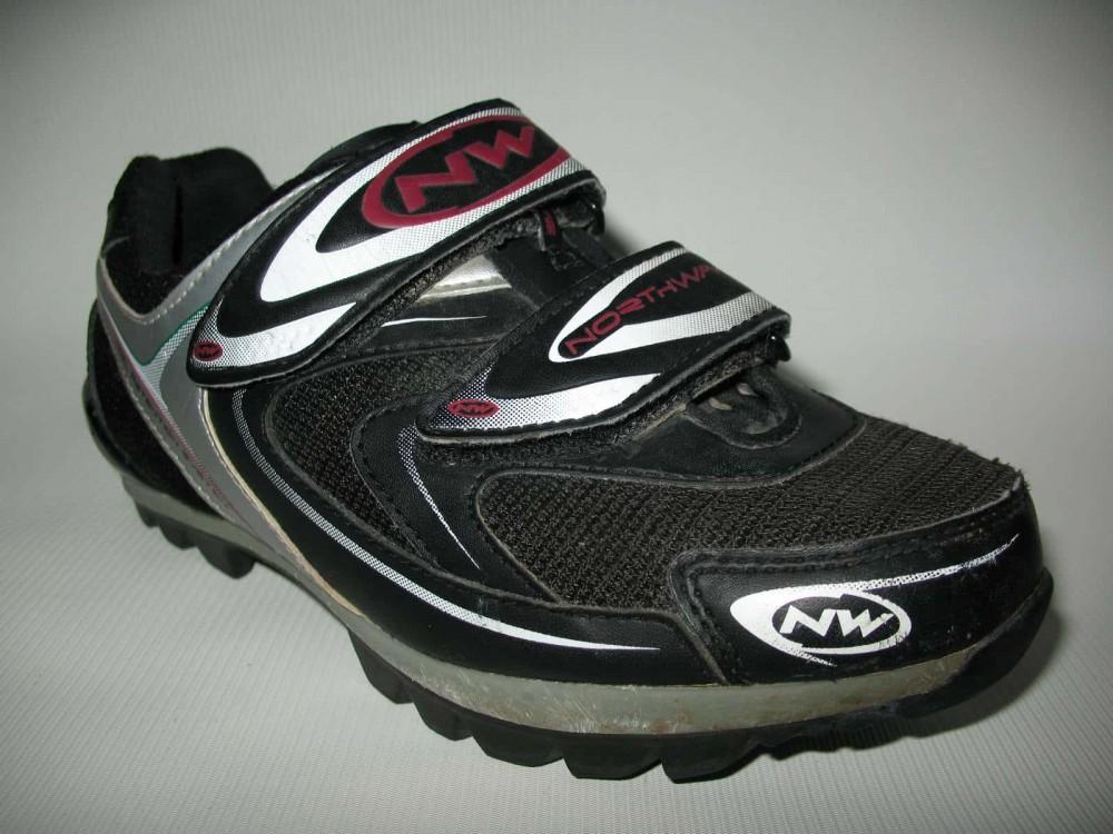 Велотуфли NORTHWAVE heel retention mtb shoes (размер UK2/US3/EU34(на стопу до 225 mm)) - 3