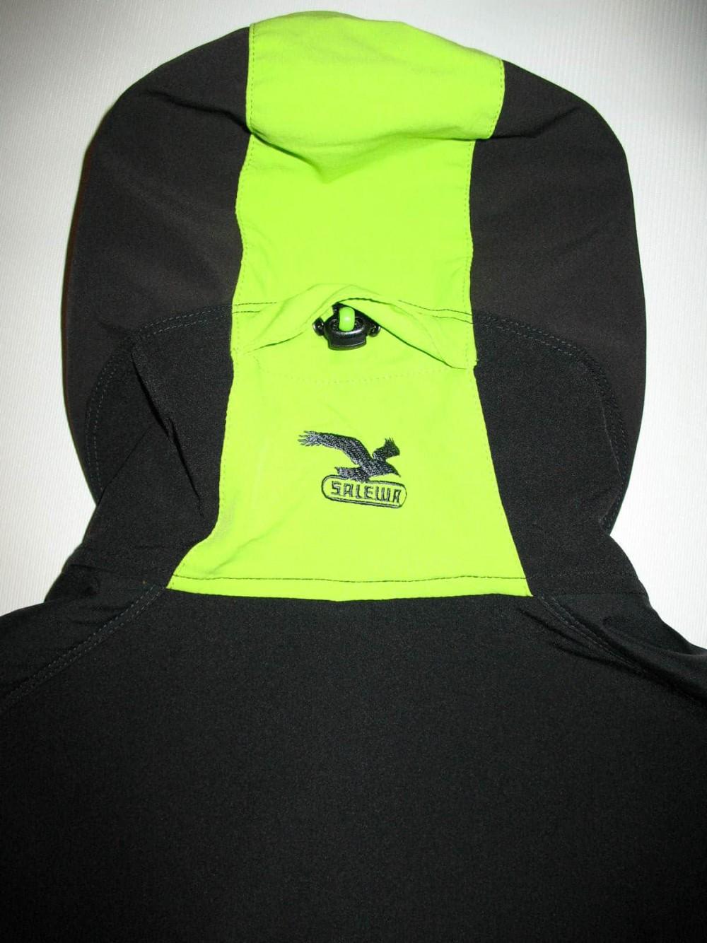 Куртка SALEWA tian sw softshell jacket lady (размер M) - 10