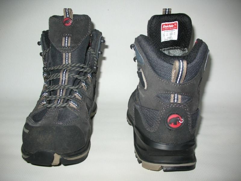 Ботинки  MAMMUT teton GTX lady (размер UK5/US6, 5/EU38(на стопу 240mm)) - 3