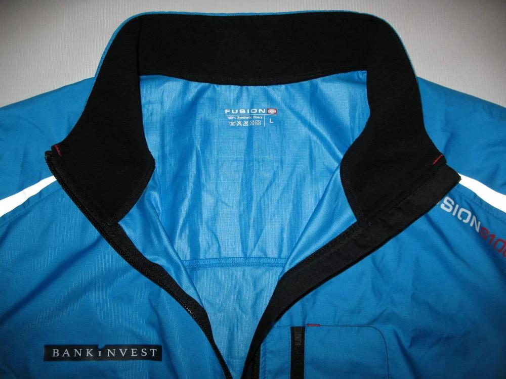 Велокуртка FUSION S100 jacket (размер L) - 4