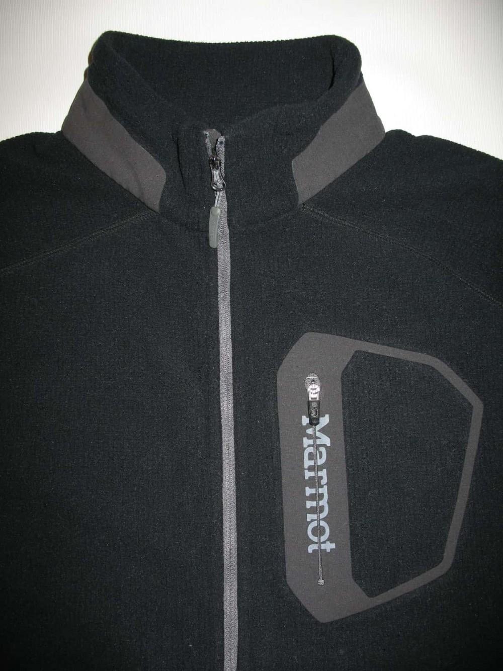 Куртка MARMOT alpinist tech fleece jacket (размер M) - 4